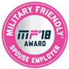 Military Friendly Spouse Employer 2018