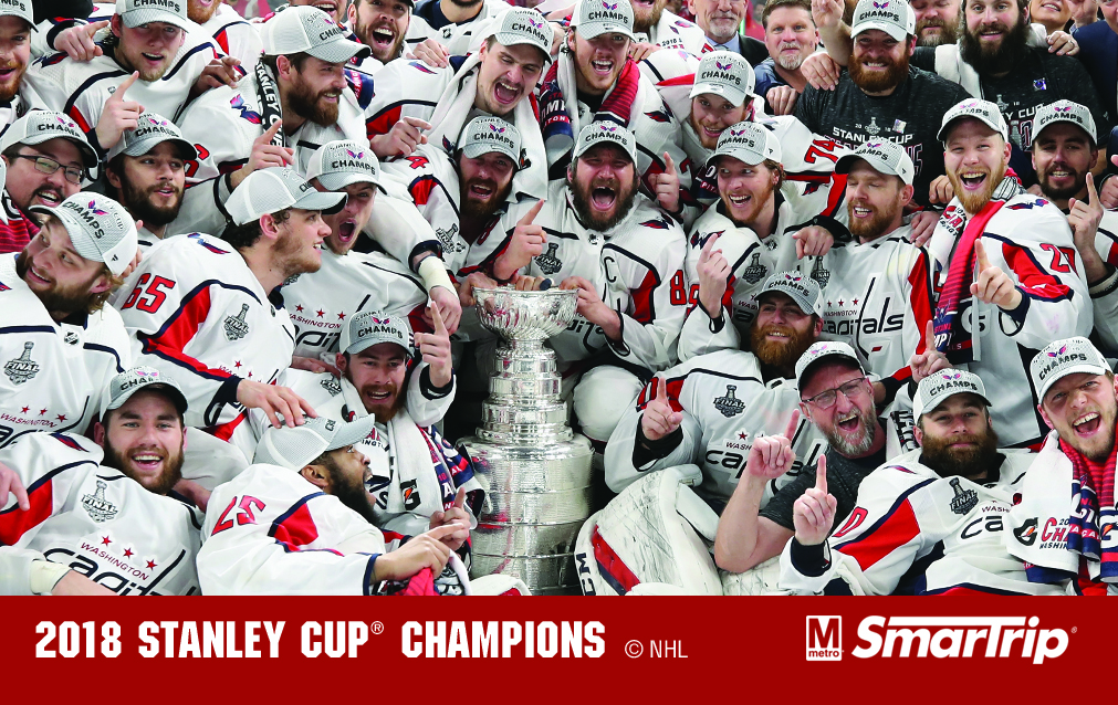 Capitals limited-edition commemorative card