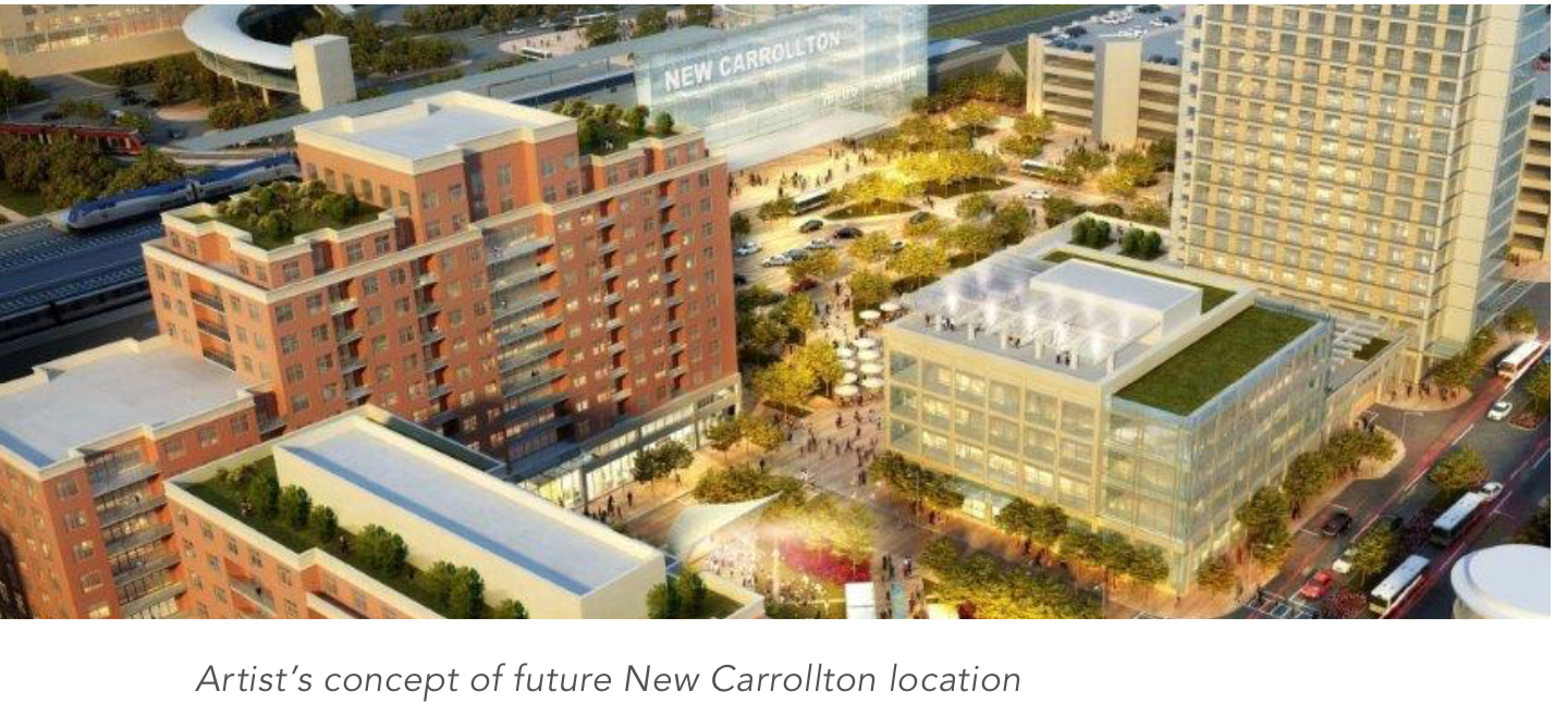 New Carrollton concept