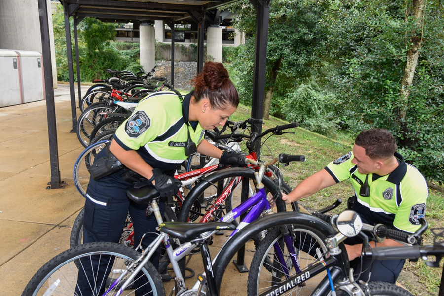 MTPD bike registration
