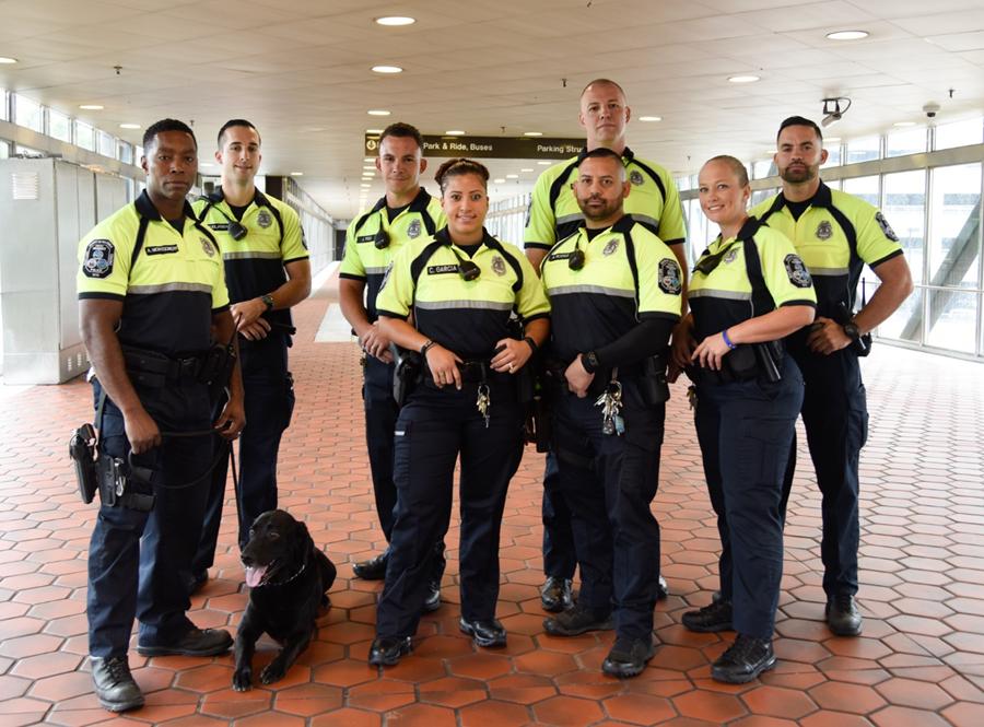 Metro Transit Police Department Wmata