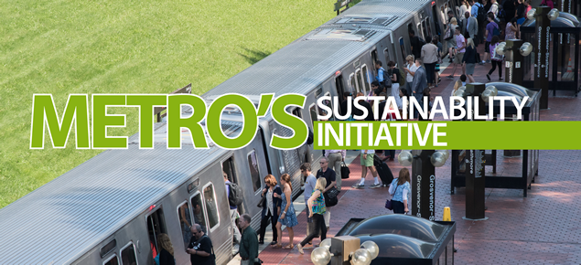 Metro's Sustainability Initiatives