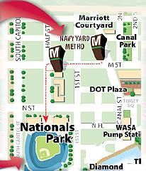 Go Metro Go Nats Take Metro To Nationals Park Wmata
