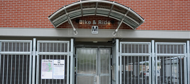 Bike U0026 Ride Facility At College Park